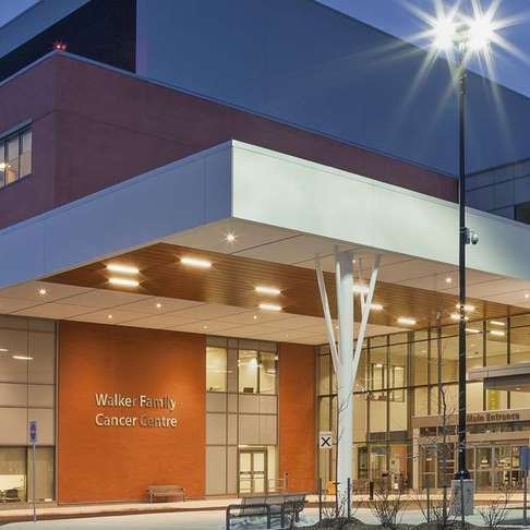 NHS Health Care Complex and Walker Family Cancer Centre